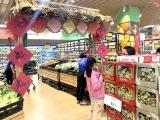 Hà Nội bố trí 28 điểm hỗ trợ tiêu thụ hàng Tết