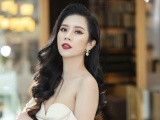 Hoa hậu Dương Yến Nhung: Tôi không cố ép bản thân phải đi tìm tình yêu