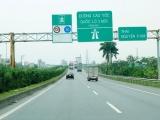 Bộ Tài chính đề xuất 2 phương án thu phí cao tốc do Nhà nước đầu tư
