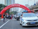 Hôm nay, chính thức thông xe cầu vượt thấp qua hồ Linh Đàm