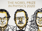 Nobel Vật lý năm 2020 vinh danh 3 nhà khoa học khám phá về hố đen