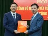 Hải Dương: Bổ nhiệm Phó Giám đốc Sở Tài nguyên và Môi trường