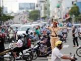 Thông báo phân luồng giao thông phục vụ Đại hội Đảng bộ thành phố Hà Nội