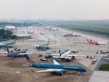 Tạm dừng các chuyến bay quốc tế chở khách về Việt Nam