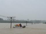 13 người chết và mất tích trong mưa lũ dữ ở miền Trung, Tây Nguyên