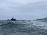 Cứu hộ thành công 6 ngư dân gặp nạn trên biển
