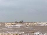 Quảng Trị: Phát hiện thi thể thuyền viên của tàu Vietship bị chìm
