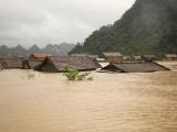 Bão số 6 gây nhiều thiệt hại nặng cho các tỉnh miền Trung