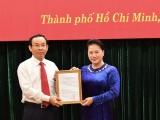 Đồng chí Nguyễn Văn Nên được giới thiệu bầu làm Bí thư Thành ủy TP HCM