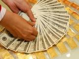 Giá vàng và ngoại tệ ngày 13/10: Vàng quay đầu giảm, USD đảo chiều