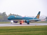 Tạm đóng cửa 2 sân bay, hàng loạt chuyến bay bị ảnh hưởng do bão số 7