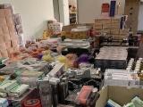 Hải Dương: Tạm giữ gần 3.000 mỹ phẩm, đồ gia dụng không rõ nguồn gốc