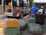 Quảng Ninh: Bắt giữ liên tiếp 4 vụ vận chuyển hàng hóa không rõ nguồn gốc