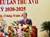 Ông Phạm Hoàng Anh được bầu giữ chức Phó Bí thư Tỉnh uỷ Vĩnh Phúc