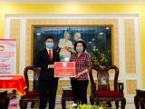 LDG Group hỗ trợ đồng bào miền Trung 1 tỷ đồng