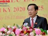 Kiên Giang: Ông Đỗ Thanh Bình được bầu làm Bí thư Tỉnh ủy