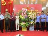 Ông Vũ Mạnh Hùng làm Viện trưởng VKSND TP Hải Phòng