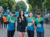 Hai hoa hậu tham gia giải chạy VPBank Hanoi Marathon ASEAN 2020