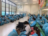 Thêm chuyến bay đưa gần 360 công dân Việt Nam từ Đài Loan về nước