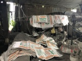 Lâm Đồng: Phát hiện 40 tấn phân bón giả sản xuất bằng đất trộn bột đá