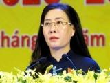 Bà Bùi Thị Quỳnh Vân tái đắc cử chức vụ bí thư Tỉnh ủy Quảng Ngãi