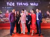 Dàn sao 'Tiệc Trăng Máu' rực rỡ tham dự họp báo ra mắt phim tại Hà Nội