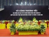 Tổ chức lễ viếng và truy điệu 22 liệt sĩ Đoàn 337 hy sinh khi làm nhiệm vụ