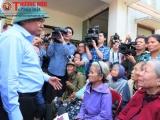 Thủ tướng Nguyễn Xuân Phúc kiểm tra công tác khắc phục hậu quả mưa lũ tại Quảng Bình