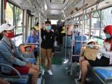 Bộ GTVT yêu cầu hành khách đeo khẩu trang trong suốt chuyến đi
