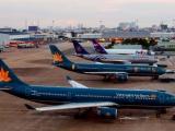 Các hãng hàng không điều chỉnh hàng loạt chuyến bay do bão số 9