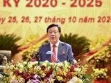Ông Phạm Xuân Thăng được bầu làm Bí thư Tỉnh ủy Hải Dương