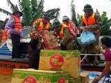 Cấp xuất thêm 6.500 tấn gạo hỗ trợ các tỉnh miền Trung