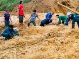 Quảng Nam: Thêm một vụ sạt lở vùi lấp 11 người tại huyện Phước Sơn
