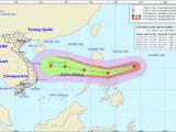 Siêu bão Goni sáng 1/11: Giật cấp 17, miền Trung tiếp tục nguy cơ lũ quét, sạt lở đất