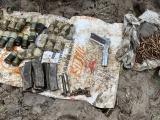 An Giang: Người dân phát hiện nhiều súng, đạn khi cải tạo đất