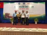 Gạo thơm ST25 đoạt giải nhất hội thi gạo ngon Việt Nam lần thứ II