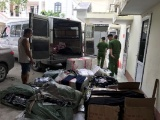 Quảng Ninh: Bắt giữ nhiều vụ vận chuyển hàng hóa nhập lậu