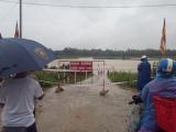 Ứng phó bão số 10: Quảng Ngãi sơ tán dân trước 17h ngày 3/11