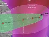 Bão số 10 tăng tốc lên 15 km/h và suy yếu trước khi vào đất liền