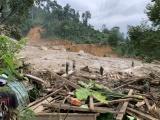 Đã xác định nguyên nhân vụ sạt lở đất vùi lấp nhà dân tại Trà Leng