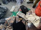 Hà Nội: Tạm giữ hơn 124.000 quần áo giả thương hiệu nổi tiếng