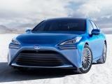 Toyota Mirai 2021 đã lộ diện tại Mỹ