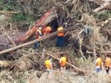 Tạm dừng công tác tìm kiếm nạn nhân mất tích ở Trà Leng