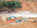 Tạm dừng thi công dự án nhà máy thủy điện Rào Trăng 3