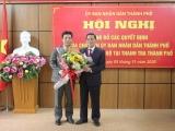 Ông Bùi Hùng Thiện được bổ nhiệm làm Chánh Thanh tra TP Hải Phòng