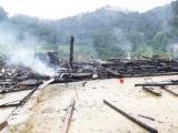 Quảng Nam: Cháy nhà trong đêm, 2 cháu nhỏ thiệt mạng thương tâm