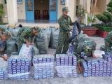 Kiên Giang: Bắt giữ hơn 21 nghìn gói thuốc lá lậu
