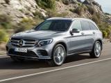 Mercedes-Benz GLC đời mới bị triệu hồi tại Mỹ