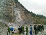 Quảng Ninh: Bị đá rơi trúng người, 2 công nhân tử vong