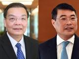 Quốc hội phê chuẩn miễn nhiệm với ông Chu Ngọc Anh và Lê Minh Hưng